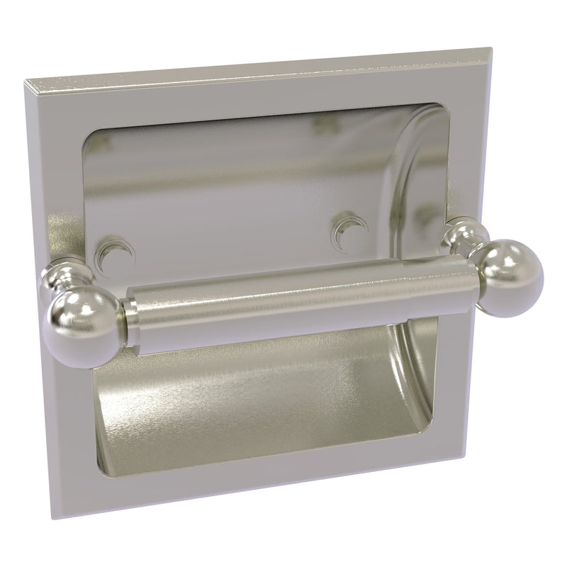 Dottingham Collection Recessed Toilet Paper Holder