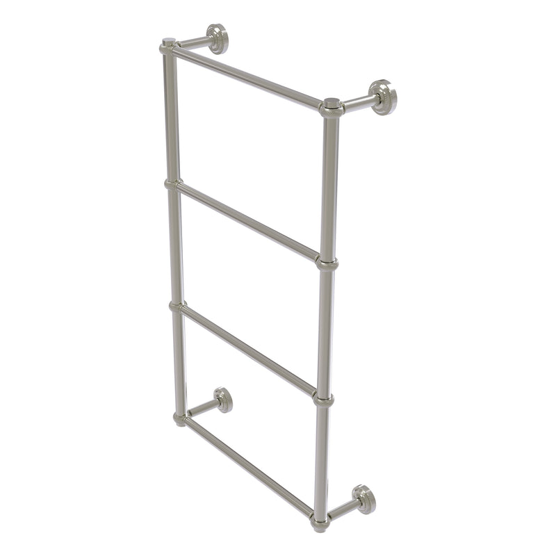Dottingham Collection 4 Tier Ladder Towel Bar with Twisted Accents