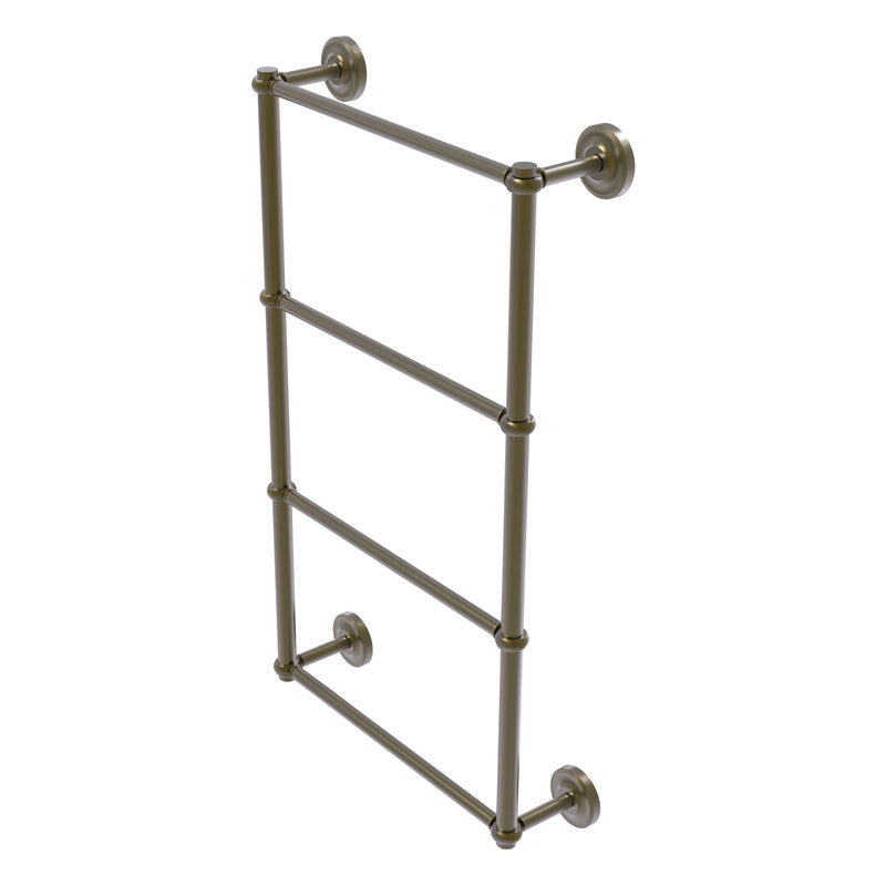 Prestige Regal Collection 4 Tier Ladder Towel Bar with Twisted Accents