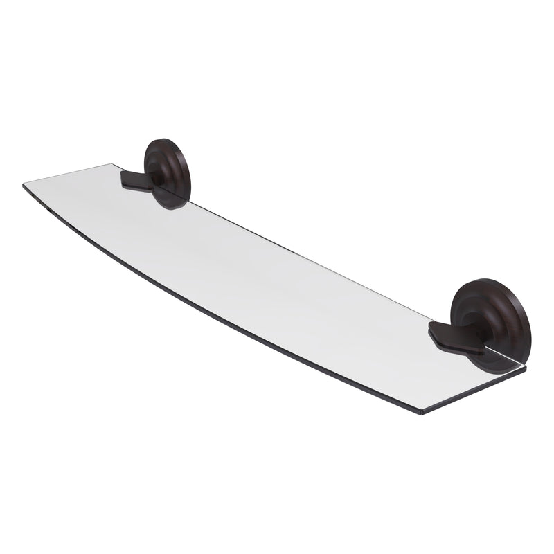 Que New Collection Glass Shelf