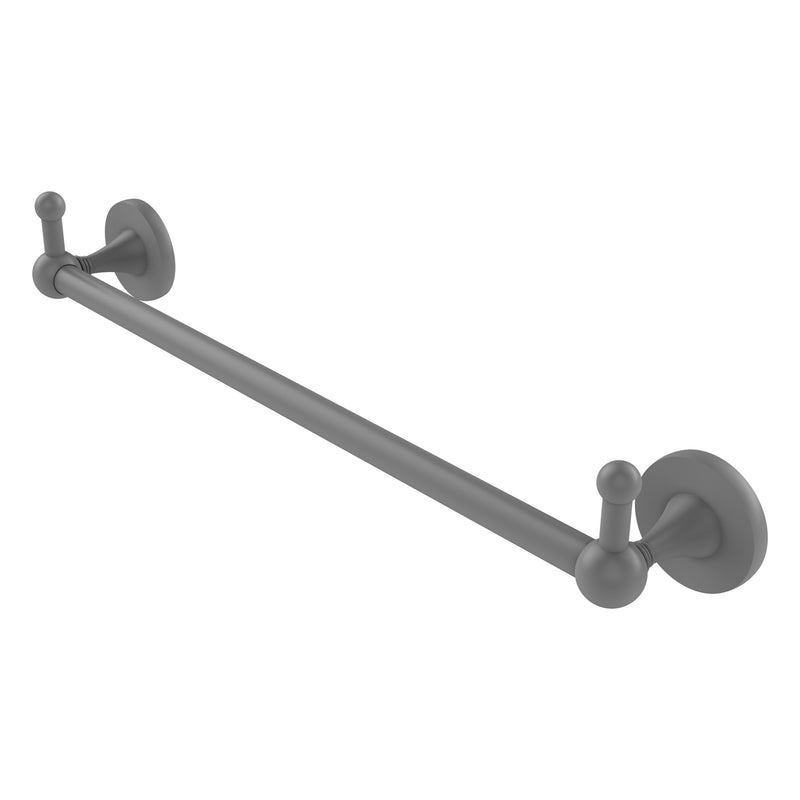 Shadwell Collection Towel Bar with Integrated Hooks