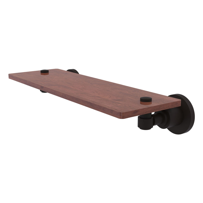 Washington Square Collection Solid IPE Ironwood Shelf