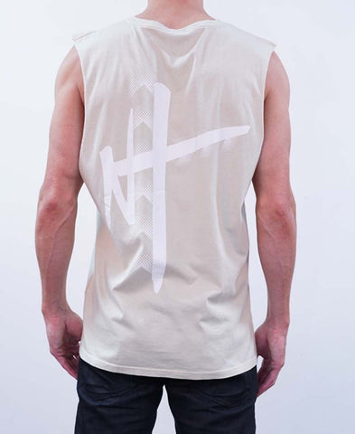 Underground Tee - White - NEW