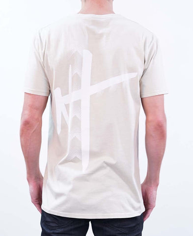 Home Grown Tee - Silver