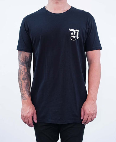 Back to Basics Tee - Black