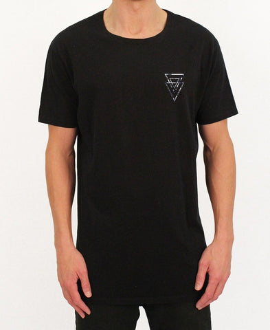 Design  Tee - Black - NEW