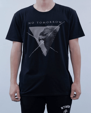 Vigilants Tee - Black - NEW