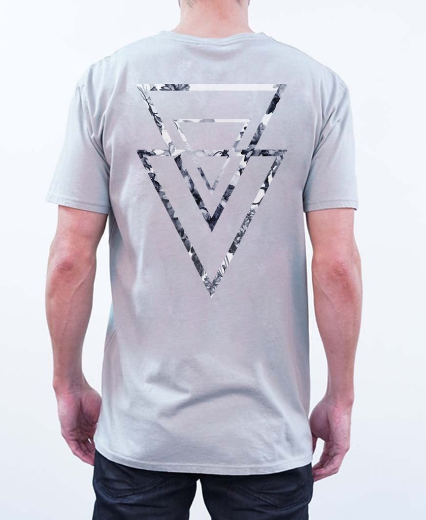 Design Tee - Gray - NEW