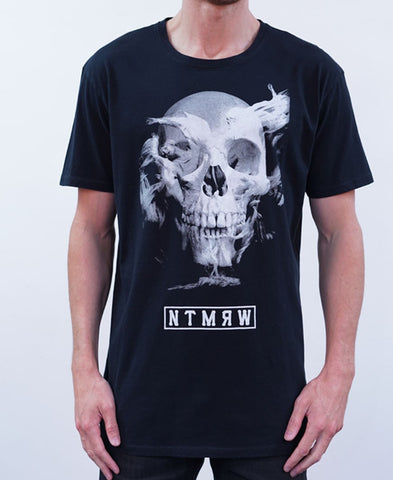 In The End Tee - Black