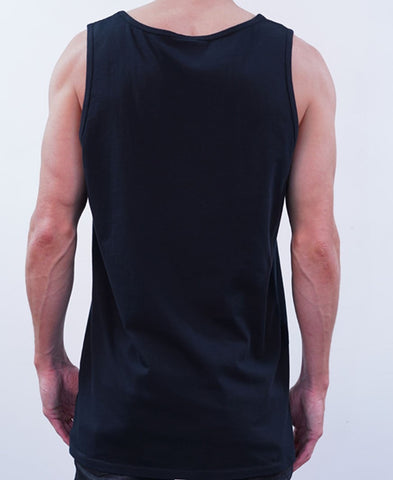 Intersect Singlet - Black