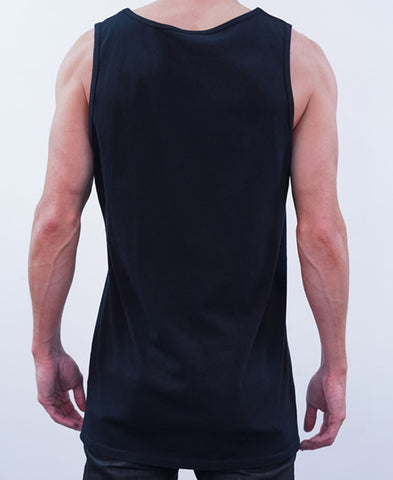Jupiter Singlet - Black/White