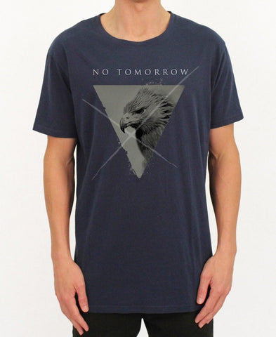 NT Eagle Tee - Navy - NEW