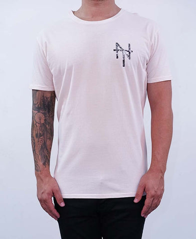 Serpent Tee - White