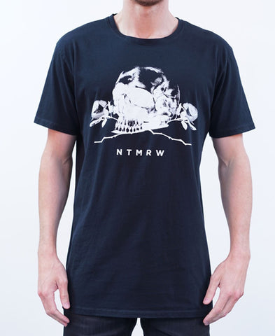 NT Eagle Tee - BLACK- NEW