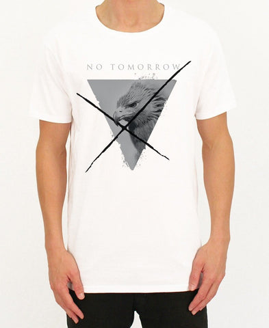 NT Eagle Tee - White - NEW