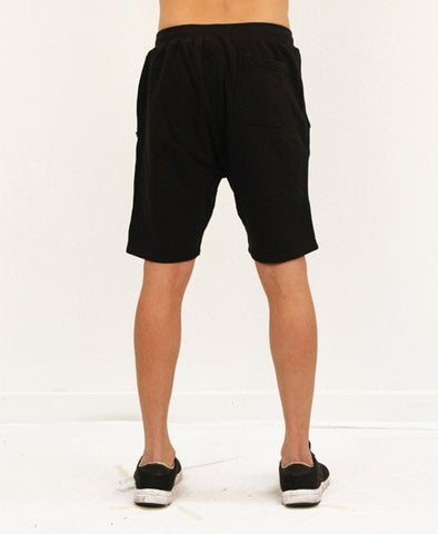 BASIC TRACK SHORTS - BLACK