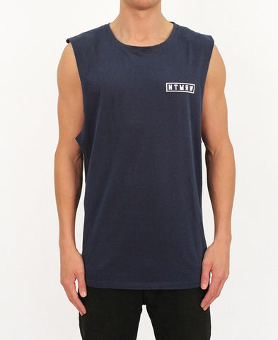 BASIC MUSCLE - NAVY