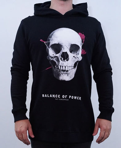 Balance Of Power Hoodie - Black