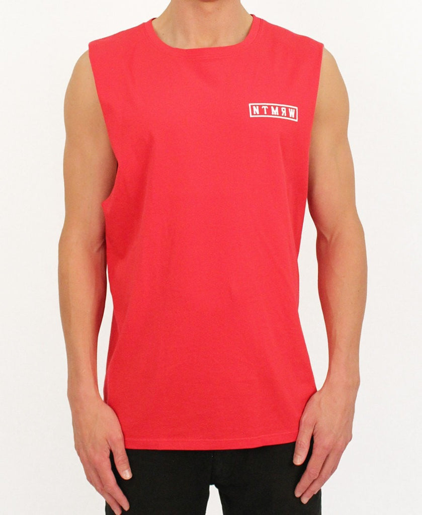 BASIC MUSCLE - RED
