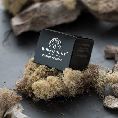 Mountainlife Shilajit Resin | 30g