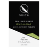 Q silica for hair skin and nails