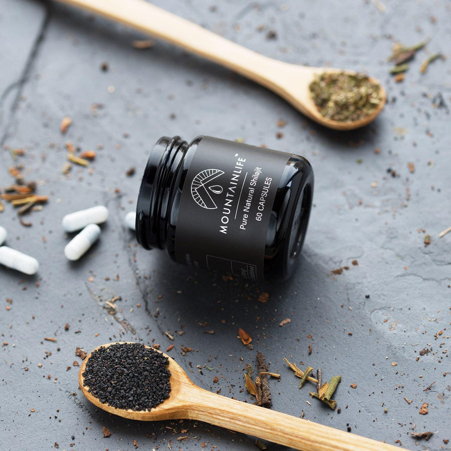 Shilajit for immunity