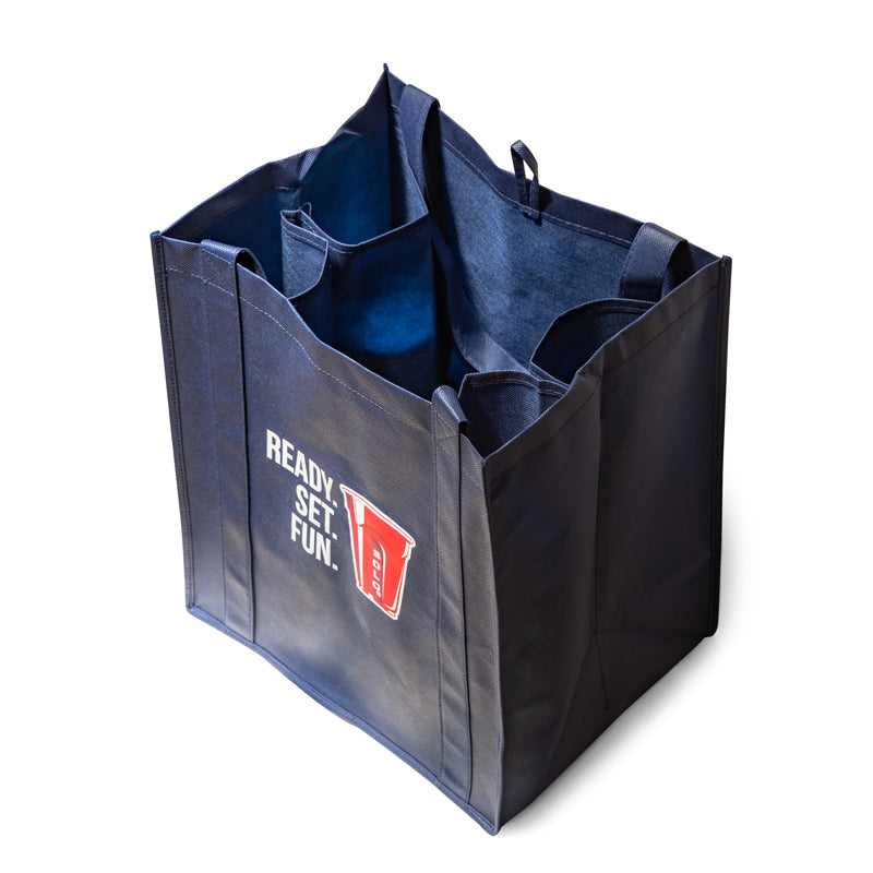 SOLO Reusable Wine & Grocery Tote