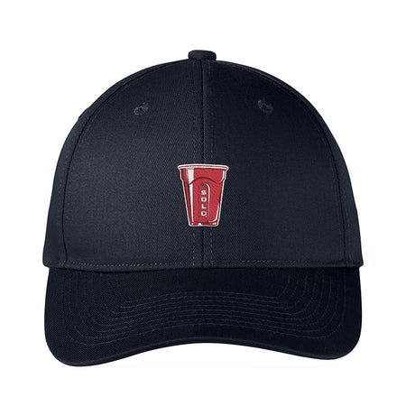 Red SOLO Cup Baseball Hat