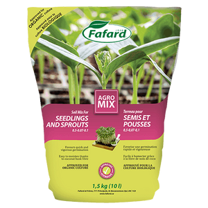 AGROMIX Soil Mix for Seedlings and Sprouts