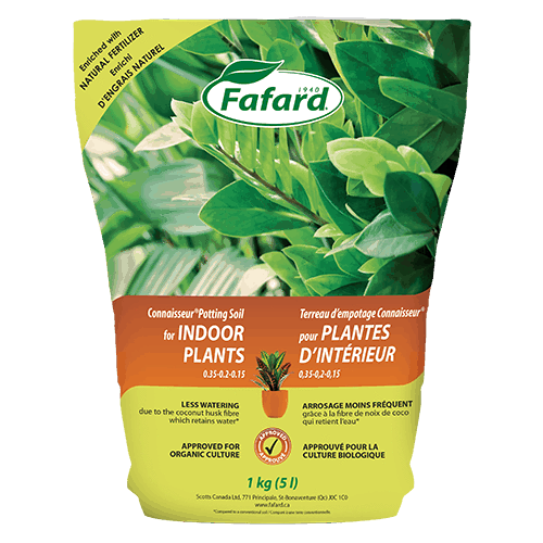 Connaisseur Potting Soil for Indoor Plants 25L
