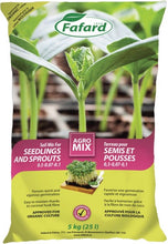Load image into Gallery viewer, AGROMIX Soil Mix for Seedlings and Sprouts