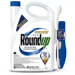 Round Up Grass and Weed Control