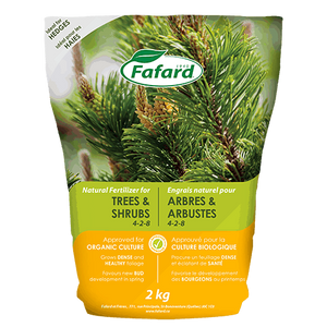Fafard Trees & Shrubs