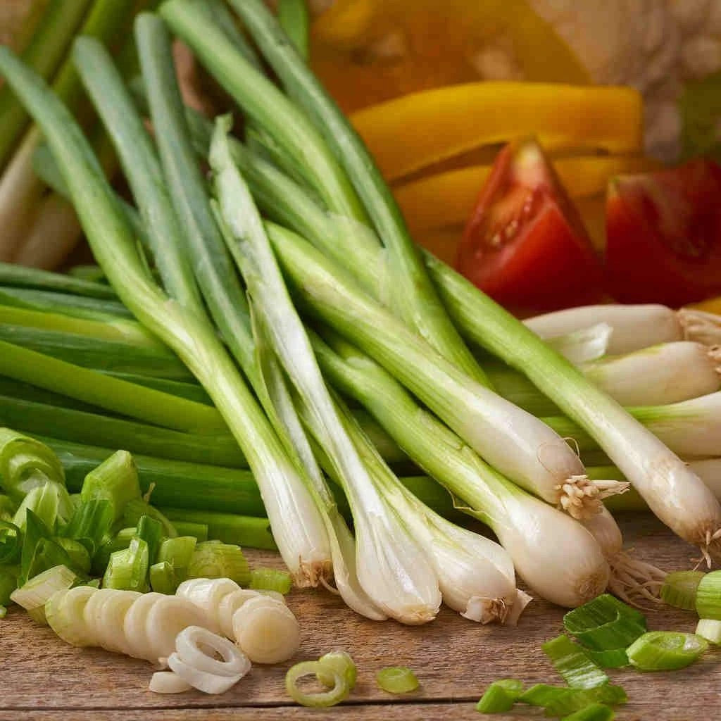 Sow Easy White Lisbon Bunching Onion
