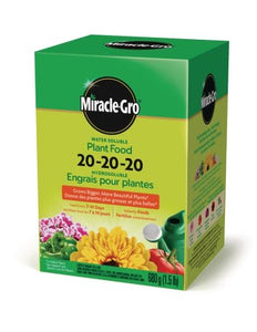 Miracle Gro 20-20-20
