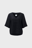 Ilona top BLACK