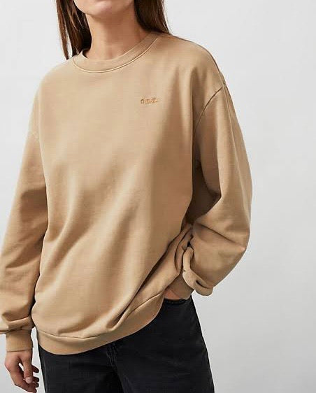 Melrose souchy crew neck sweater