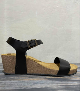 Negrole Wedge Sandals