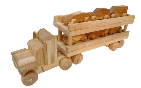 Car Transport Truck by Qtoys