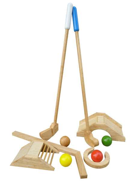 Mini Golf Set by Qtoys