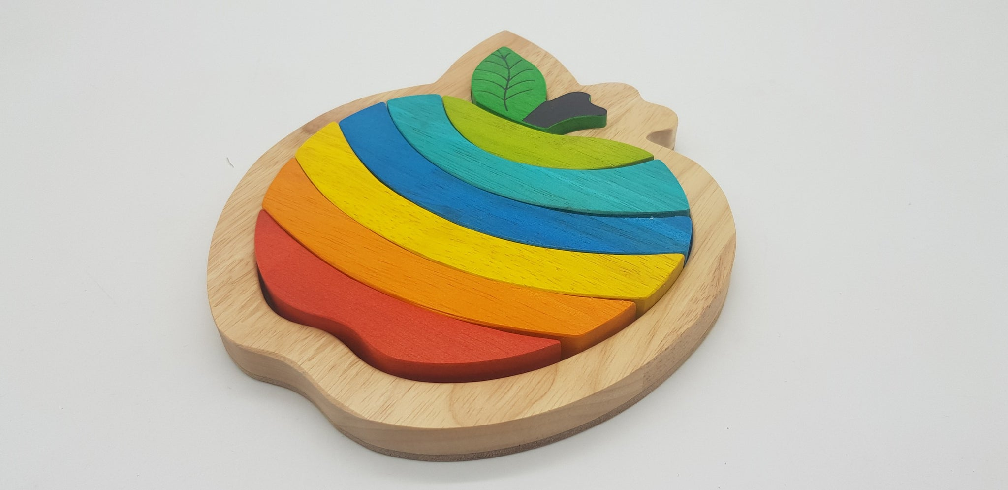 Delicious Apple Puzzle by Q Toys