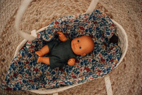 Seagrass Doll Carrier by Q Toys