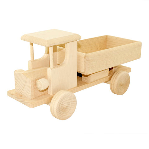 Large Wooden Truck Elwood by Jasio