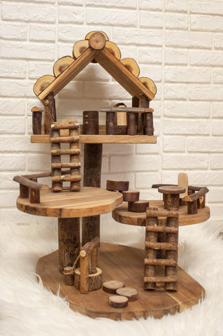 Large Tree House by Qtoys