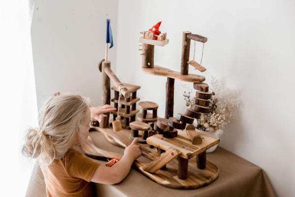 Tree House Complex by Qtoys