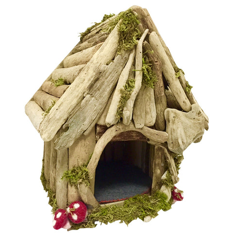 Woodland Fairy House - Medium by Papoose Toys