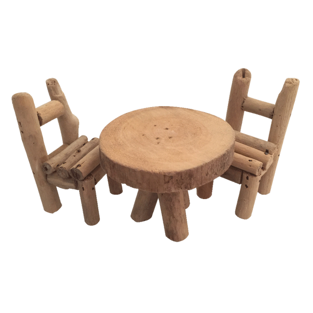 Woodland Furniture by Papoose Toys