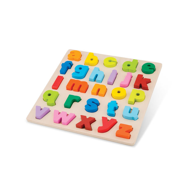 Lowercase Alphabet Puzzle by New Classic Toys