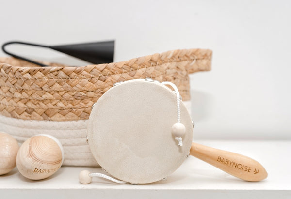 Tassel Drum by Babynoise