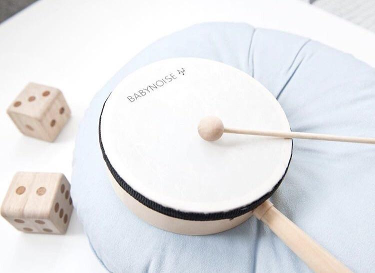 Hand Held Drum by Babynoise